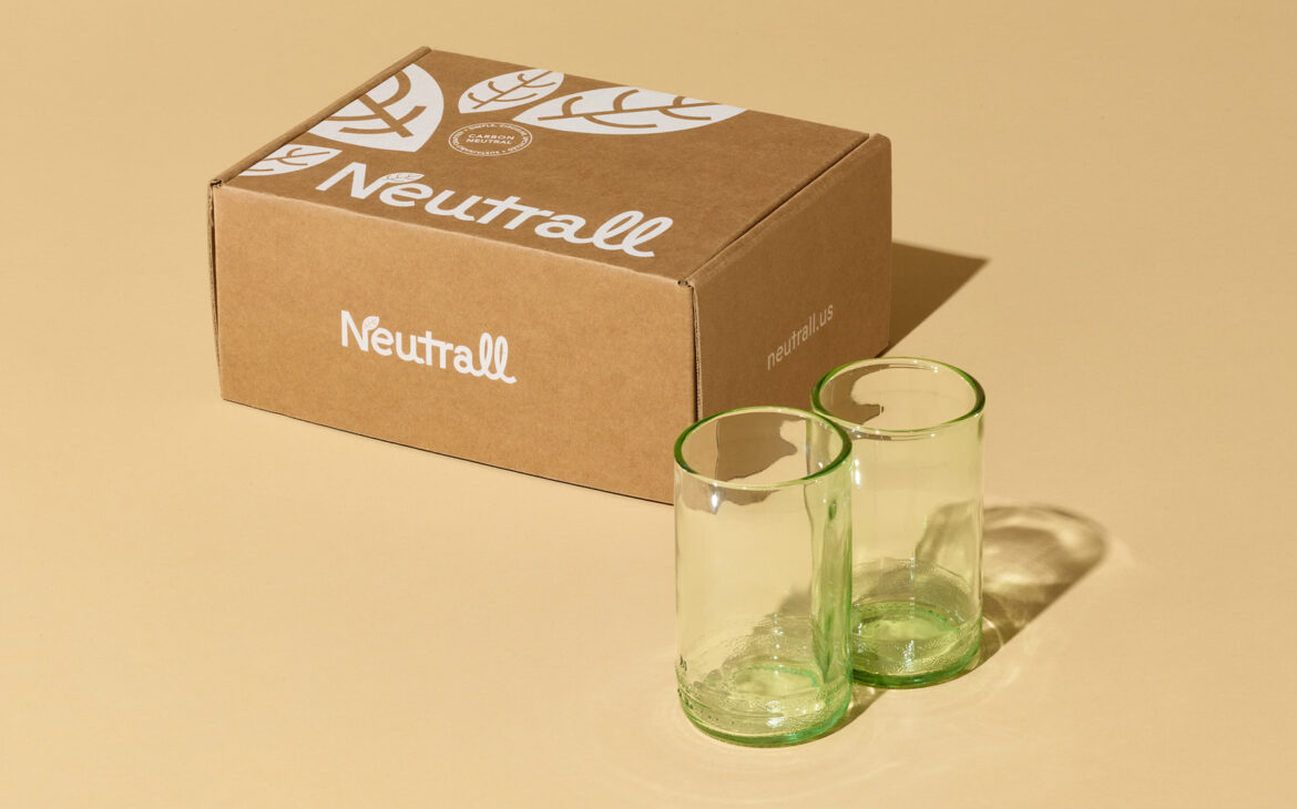 Upcycled glass products help address the lack of glass recycling in the US