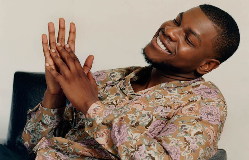 H&M and John Boyega launch sustainable men's collection