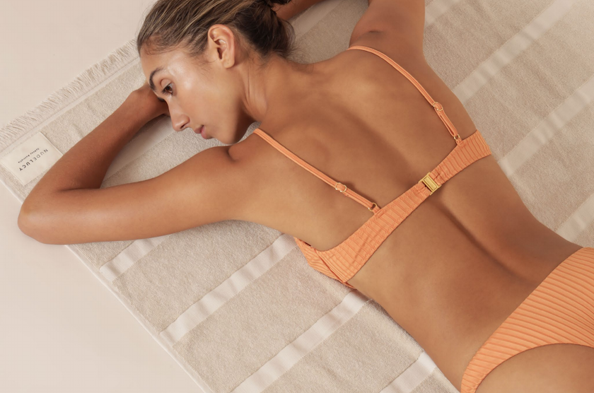 Nude Lucy launches swimwear collection made from recycled fabric